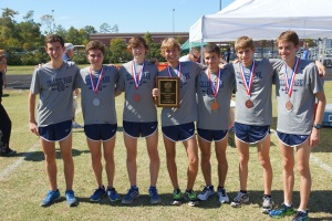 Cross Country: College Park sweeps District titles