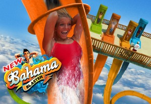 SIX FLAGS FIESTA TEXAS BAHAMA BLASTER