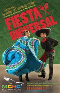 Ballet Folklorico, Mariachis, Aztec Dancers and much more!