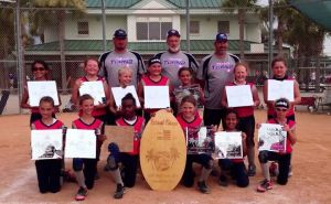 The Texas Turn2 squad won the U.S. Fastpitch Association World Series in Panama City, Florida.