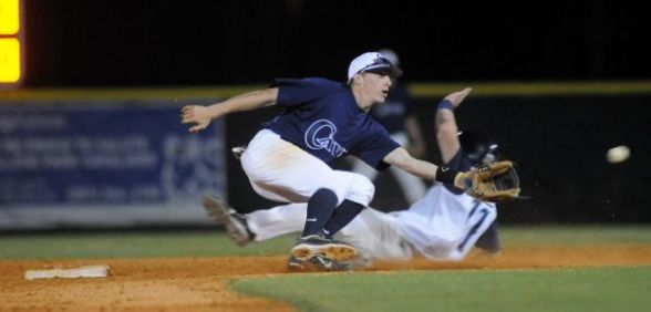 When he was at College Park, Corey Toups was among the best shortstops in the Greater Houston area