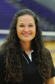 Oak Ridge Head Volleyball Coach Tommie Lynne Sledge