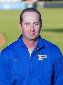 Pflugerville head baseball coach, Dale Waggoner