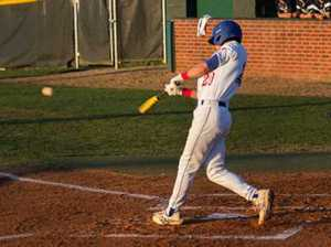 Riley McKnight, a senior went 5 for 5 with four RBI.