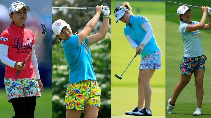 Here are my picks for the best dressed at westchester country club