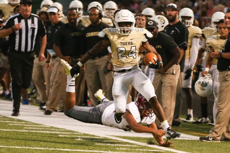Conroe's Jerald Evans and the Tigers will host Kingwood tonight.