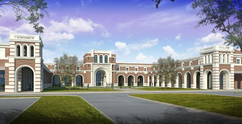 Design plans for a new high school in the Oak Ridge feeder zone have been released. PBK Architects was contracted by CISD to design the new high school. The Conroe Independent School District is moving ahead on new school construction projects now that voters have approved a $487 million bond proposal during the Nov. 3 elections.