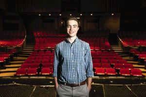 Jack Whitney, a junior at The John Cooper School, recently returned from Nashville, Tenn., after making it into the All-National Honor Ensemble for the second year in a row where he and 673 other students from 49l U.S. states and territories sang on The Grand Ole Opry stage.