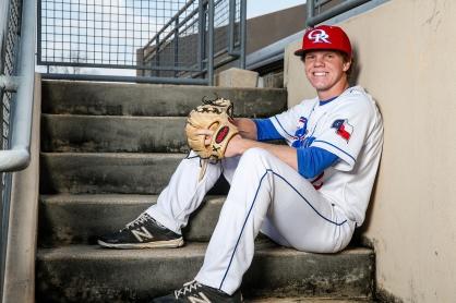 Michael Lawson, Oak Ridge Baseball