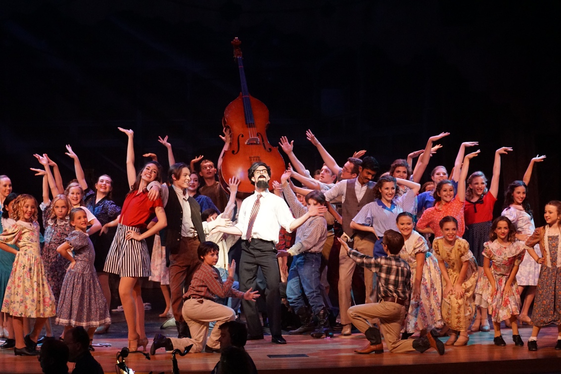 Theater Review: 'Crazy for You' at the Woodlands Nancy Bock Center for Performing Arts