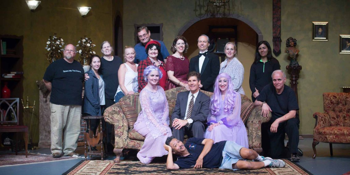 Theatre: Final Weekend for the Smash Comedy Blithe Spirit