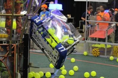 Texas Torque 2017 UIL Robot